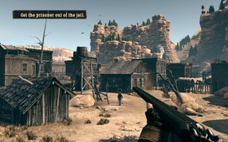 Call of Juarez 2: Bound in Blood Demo
