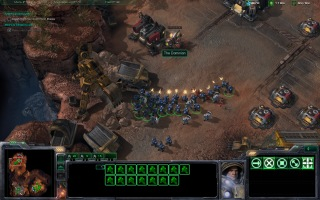 StarCraft II: Wings of Liberty Demo