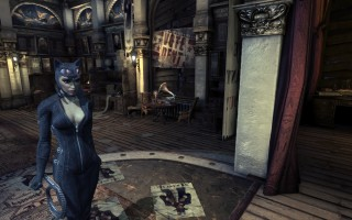 Batman: Arkham City - Catwoman Prologue