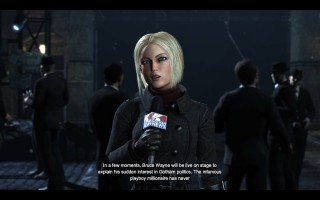 Batman: Arkham City - Vicki Vale