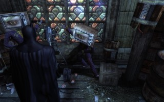 Batman: Arkham City - Joker decoy