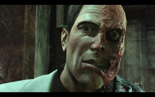 Batman: Arkham City - Two-Face