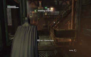 Batman: Arkham City - Smelting Chamber