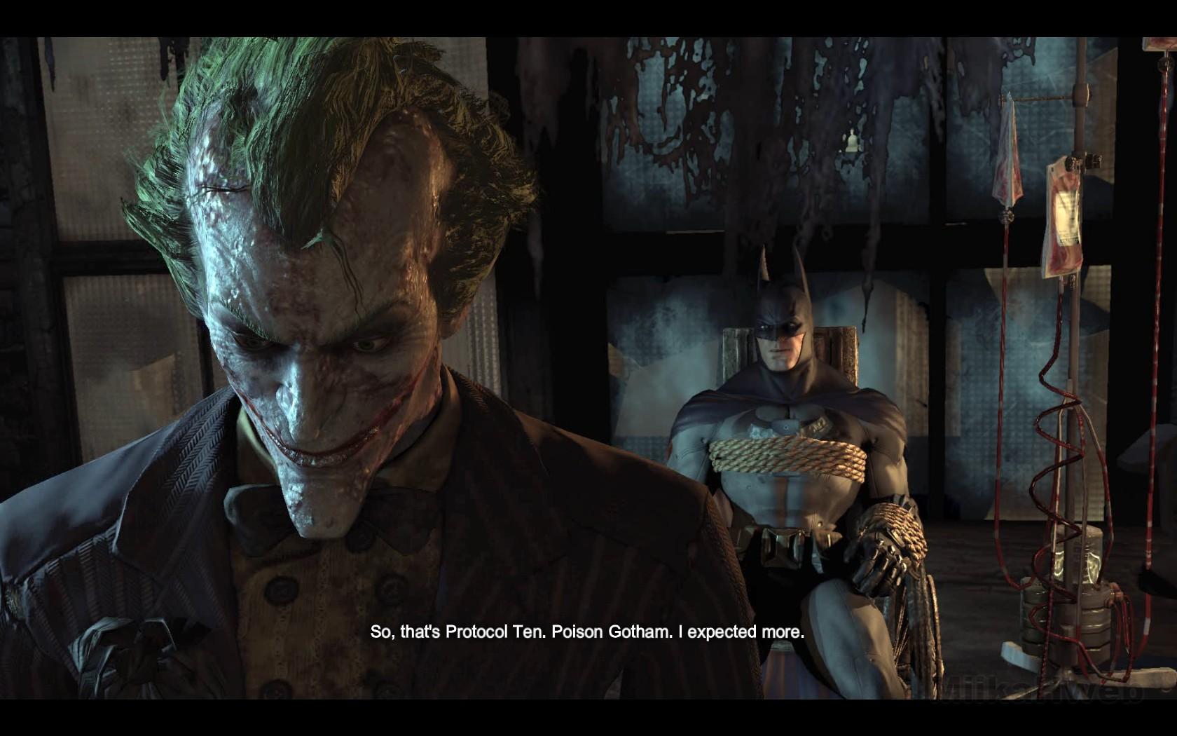 MiikaHweb - Game : Batman: Arkham City