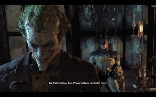 Batman: Arkham City - Captured by Joker