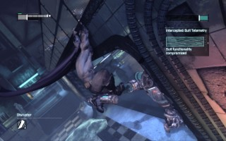Batman: Arkham City - Knocking down Mr. Freeze