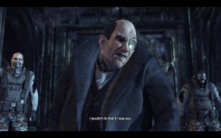 Batman: Arkham City - Oswald Cobblepot, a.k.a. The Penguin