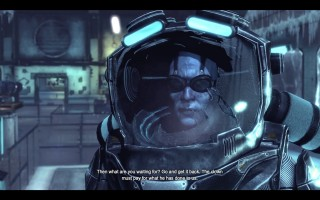 Batman: Arkham City - Mr. Freeze defeated