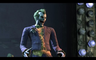 Batman: Arkham City - Joker mocking