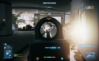 Battlefield 3 - Close Quarters - Operation 925