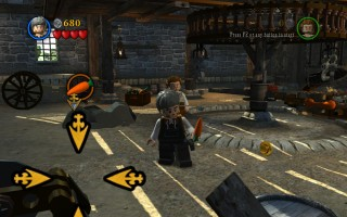 LEGO Pirates of the Caribbean Demo