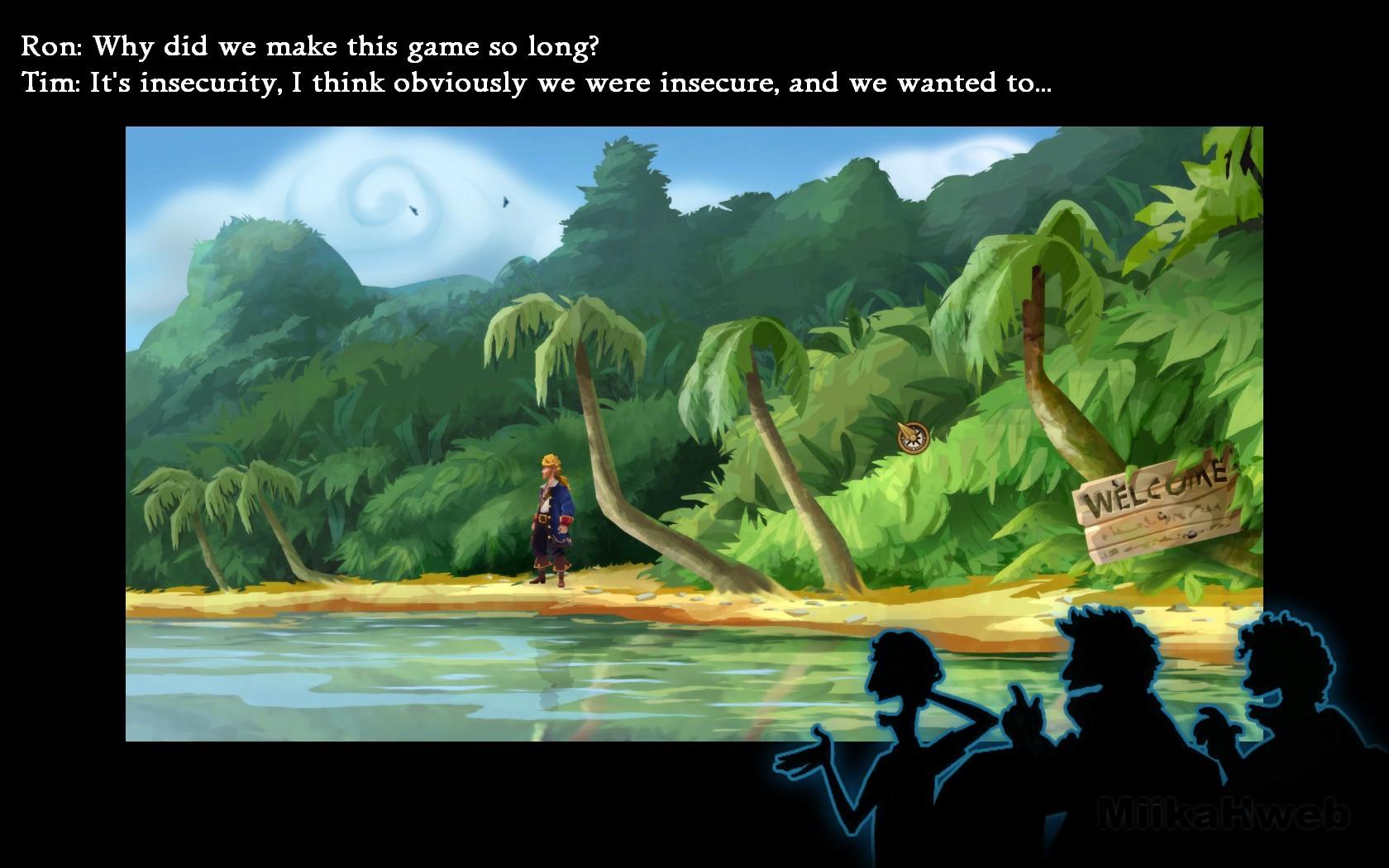 Monkey Island Special