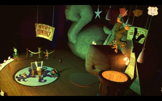 Sam & Max: Season 3 - The Tomb of Sammun-Mak. The Big Reward