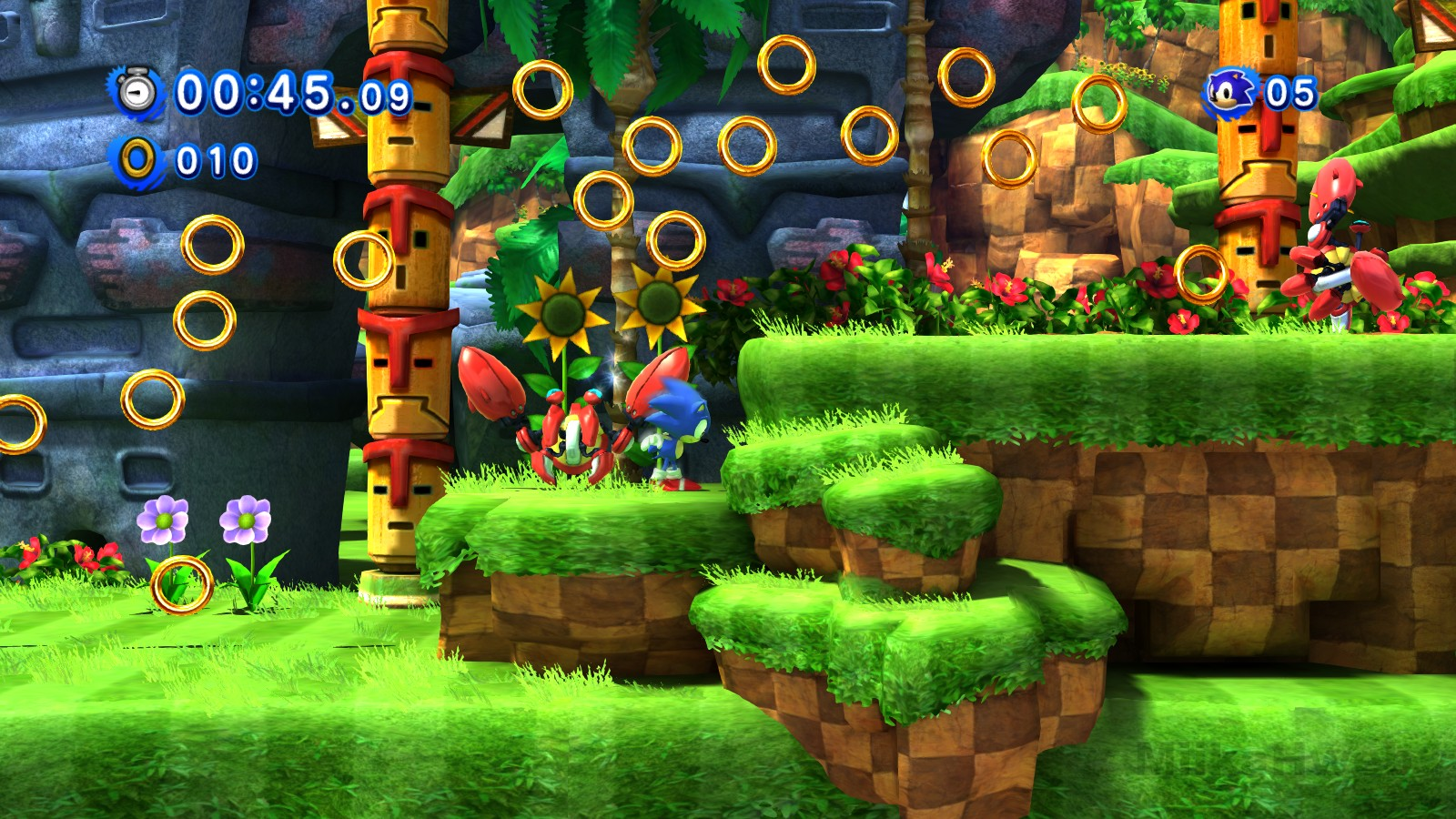 MiikaHweb - Game : Sonic Generations