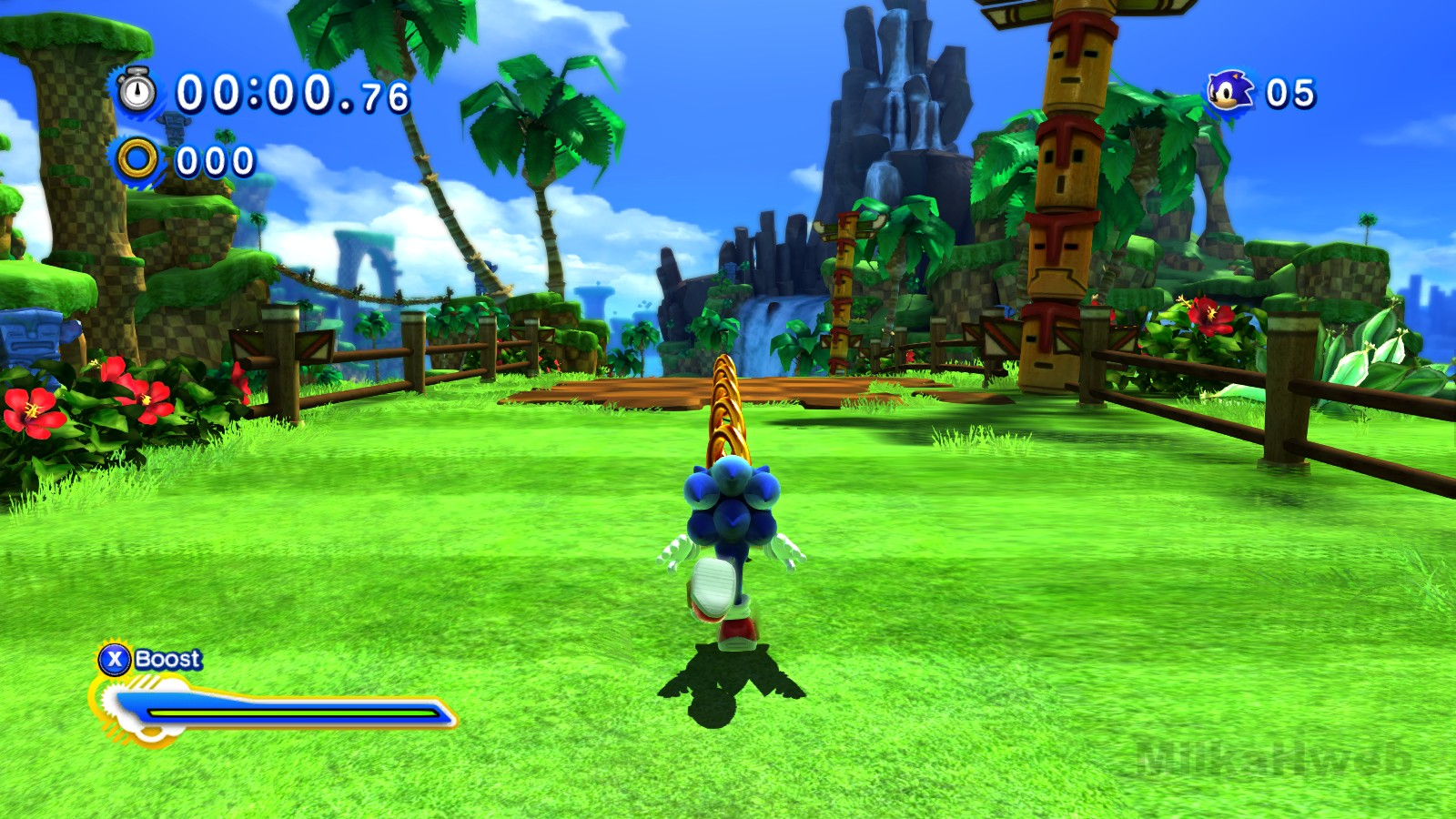 Sonic generations full game free pc download play sonic generations