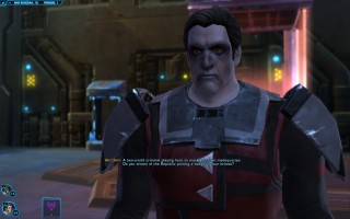 Star Wars: The Old Republic - Gunslinger gameplay on Nar Shaddaa. Ako Domi