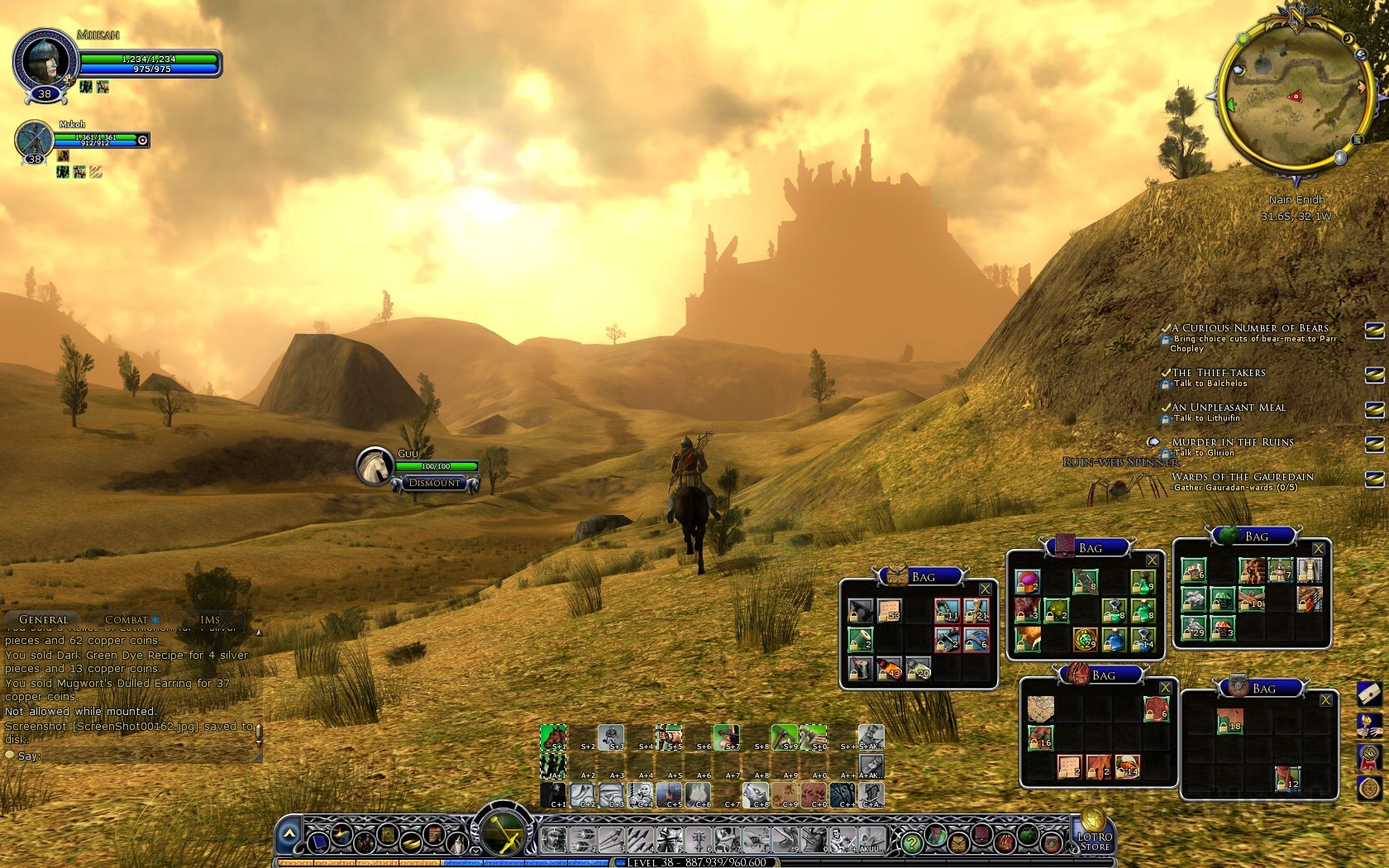 play lord of the rings games online