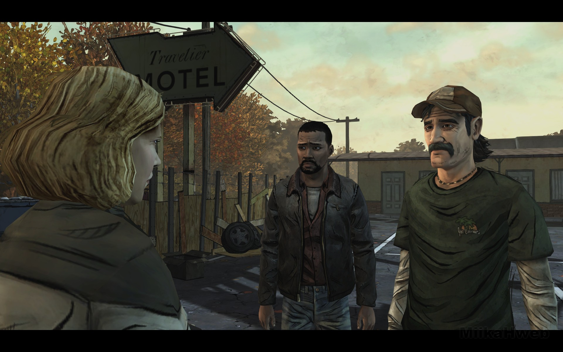 walking dead video game online free