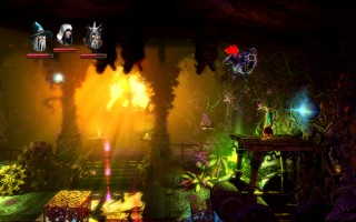 Trine 2 - Shadowed Halls