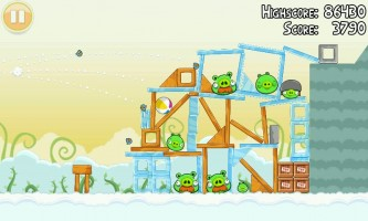 Angry Birds - Gameplay