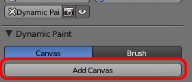 Add Canvas Type